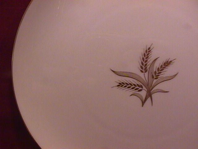 Lenox Fine China (Wheat) Dinner Plate