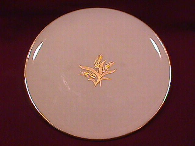Lenox Fine China (Wheat) Cake Plate