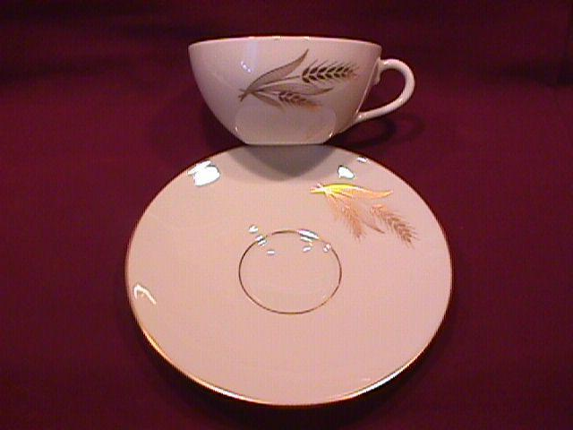 Lenox Fine China (Wheat) Cup & Saucer