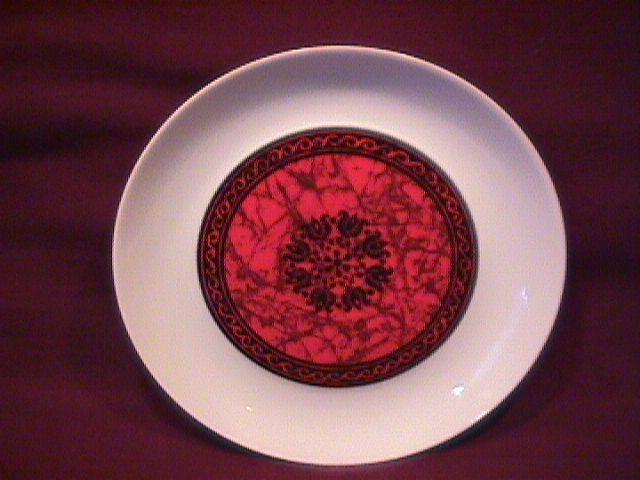 Block Bidasoa (Flamenco) Cake Plate