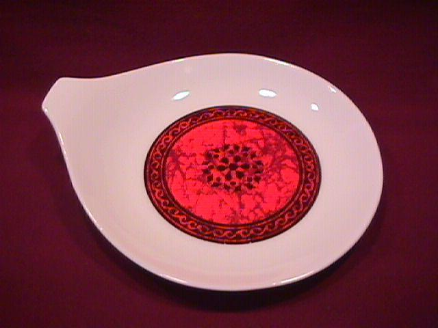 Block Bidasoa (Flamenco) Lemon Dish