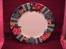 Sango Fine China (Margaux 92  #4835) Dinner Plate