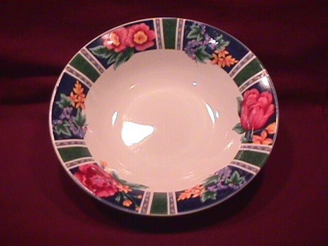 Sango Fine China (Margaux 92  #4835) Cereal Bowl