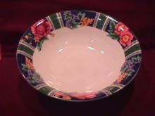 Sango Fine China (Margaux 92  #4835) Round Vegetable
