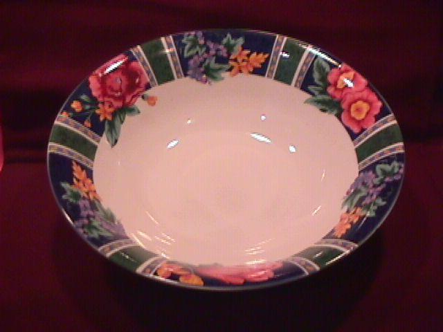 Sango Fine China (Margaux 92  #4835) Round Vegetable