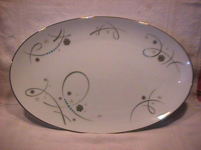 Noritake Fine China (Desiree)=#5632 Ham Platter