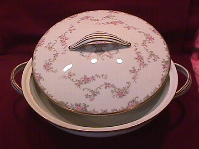 Noritake Fine China (Windsor)=#5924 Covered Vegetable