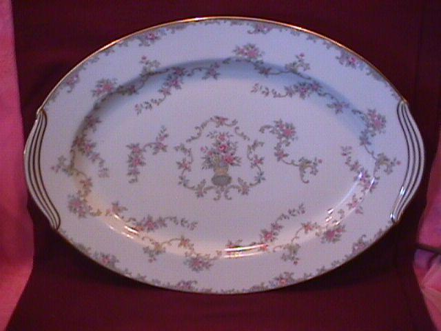 Noritake Fine China (Windsor)=#5924 Ham Platter