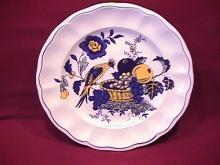 Spode China (Blue Bird)=#S-3274 Salad Plate