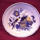 Spode China (Blue Bird)=#S-3274 Saucer Only