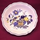 Spode China (Blue Bird)=#S-3274 Cereal Bowl