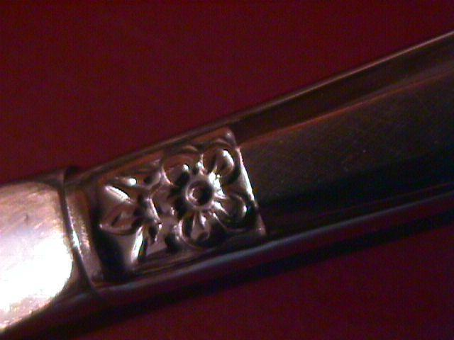 Oneida Ltd. 1881 Rogers Stainless (Melissa AKA Carol) Dinner Knife