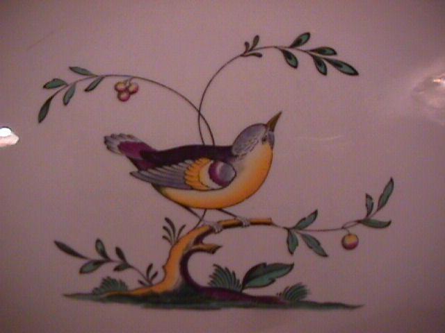 Spode Finestone (Queens Bird) Ham Platter