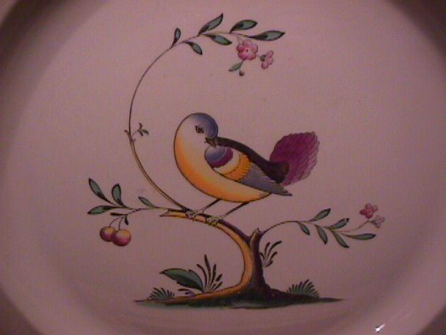 Spode Finestone (Queens Bird) Round Charger