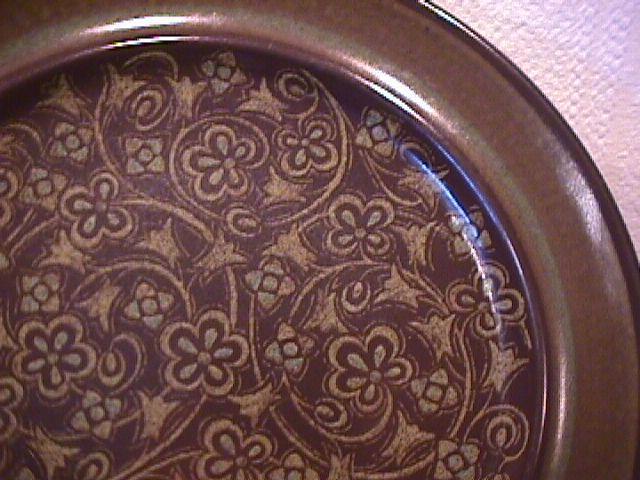 Franciscan (Madeira) Dinner Plate