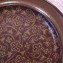 Franciscan (Madeira) Cake Plate
