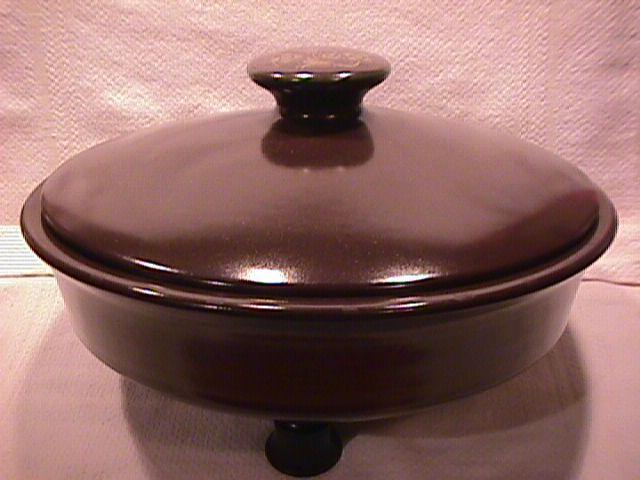 Franciscan (Madeira) Covered Casserole