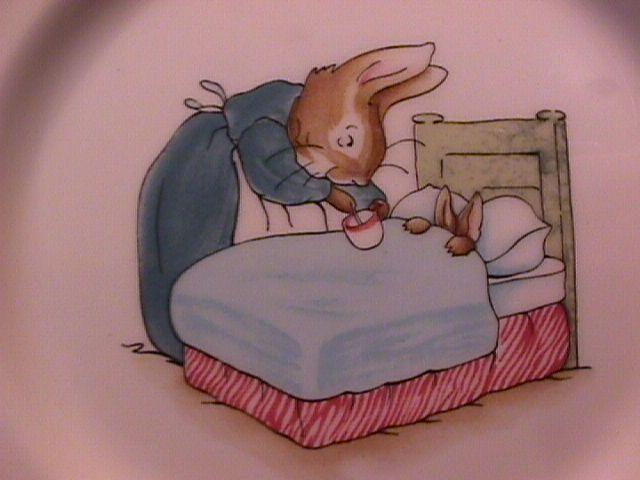 Wedgwood China-Beatrix Potter's (Peter Rabbit) Childs Mug