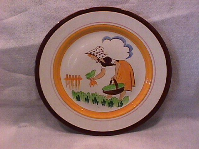 Stangl Pottery (Country Life) Dinner Plate