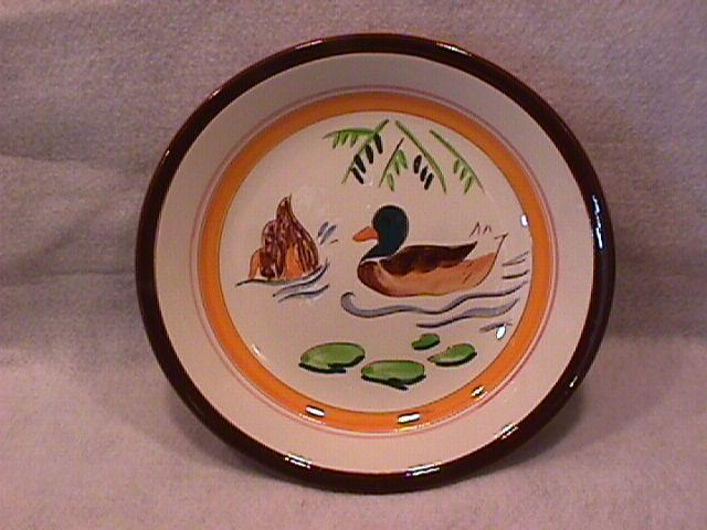 Stangl Pottery (Country Life) Soup Bowl
