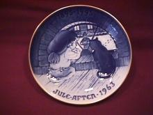 Bing & Grondahl (Christmas Plate)=1993