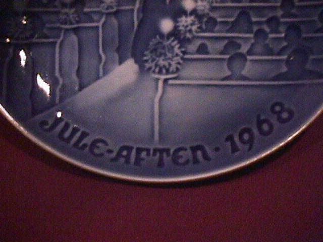Bing & Grondahl (Christmas Plate)=1994
