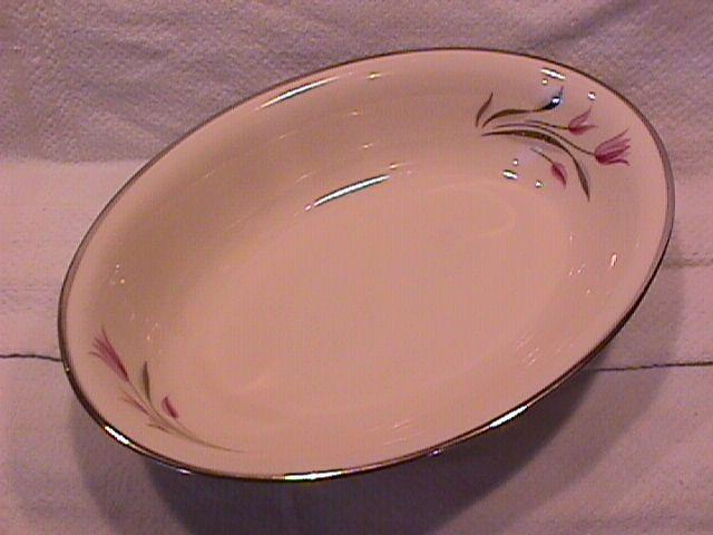 Franciscan Fine China (Claremont) Oval Vegetable