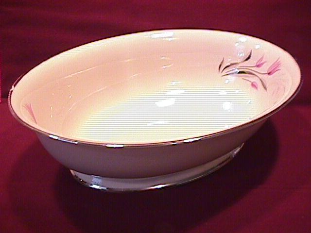 Franciscan Fine China (Claremont) Large Oval Vegetable