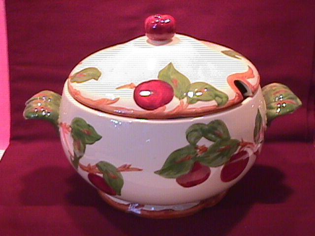 Franciscan China (Apple Soup Tureen)