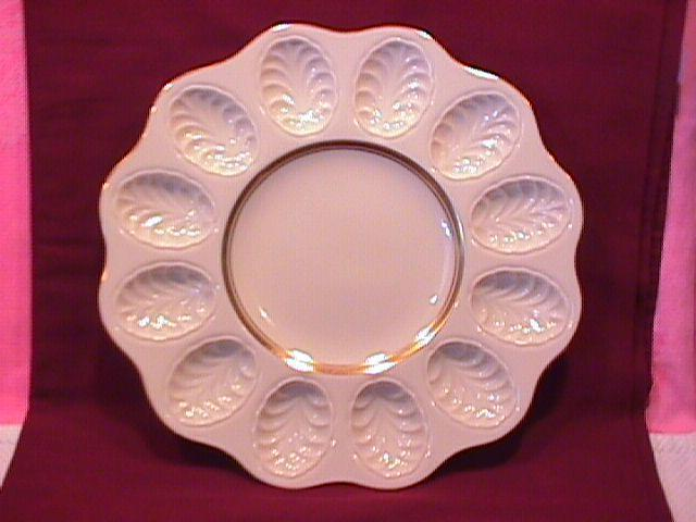 Lenox Deviled Egg Tray