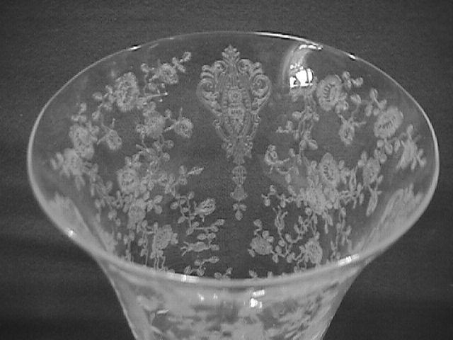 Cambridge Crystal (Rosepoint  #3121) Ice Tea