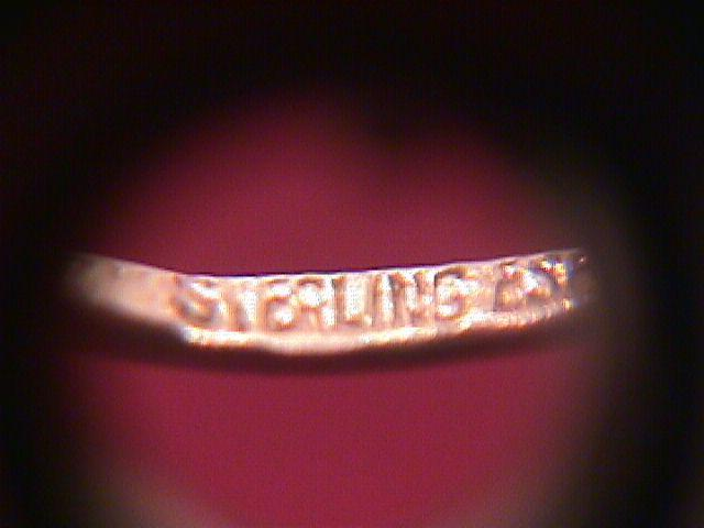 Sterling Egyptian Symbol (ANKH) Ring