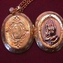 Religious (Praying Hands) Locket Necklace