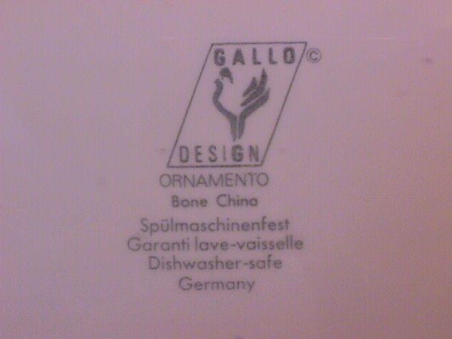 Gallo/Villeroy & Boch