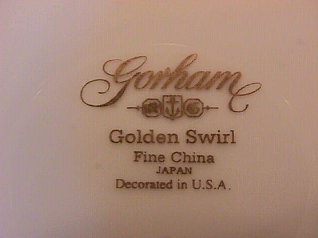 Gorham Fine China
