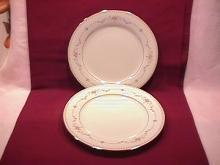 Noritake Fine China (Fairmont) #6102-2=Salad Plates