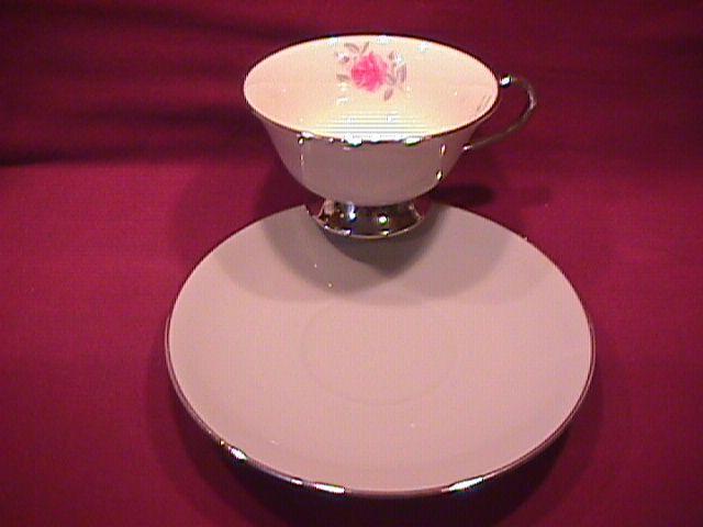 Flintridge China (Miramar) Cup & Saucer