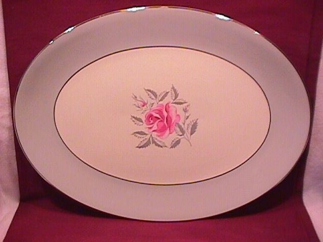 Flintridge China (Miramar) Ham Platter
