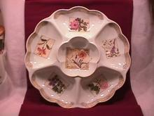 Royal Worcester (Country Garden) Crudite Server