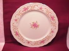 Style House China (Rose Baroque) Dinner Plate