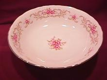 Style House China (Rose Baroque) Round Vegetable