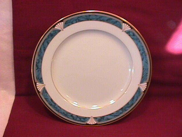 Gorham Fine China (Edgemont Gold) Salad Plate