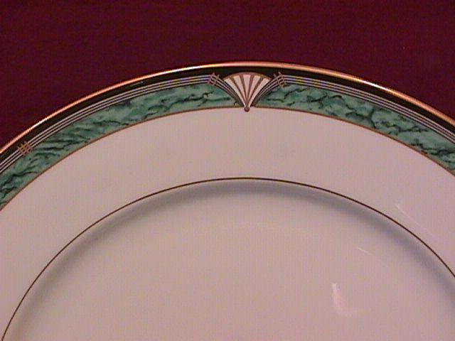 Gorham Fine China (Townsend Gold) Dinner Plate