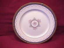 Gorham Fine China (Golden Ribbon Edge) Salad Plate
