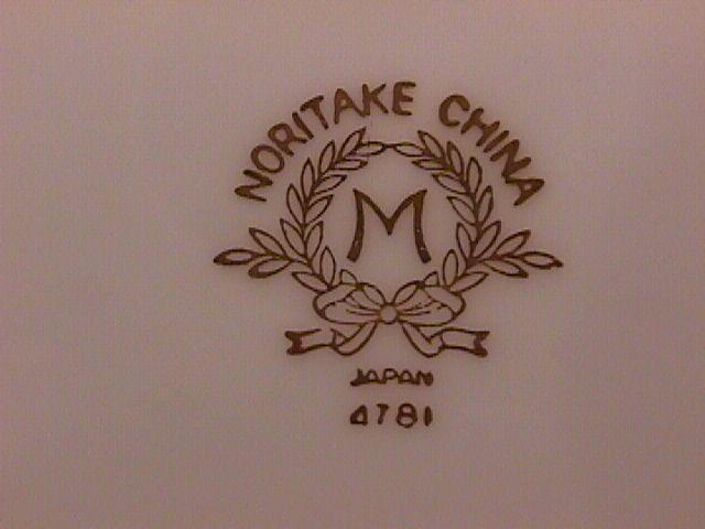 Noritake Fine China (Penelope) Cup & Saucer