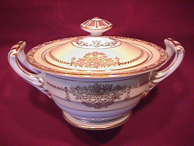 Noritake Fine China (Penelope) Covered Sugar