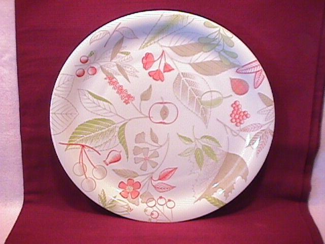 Easterling Fine China (Forever Spring) Dinner Plate