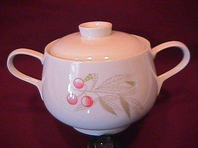 Easterling Fine China (Forever Spring) Covered Sugar