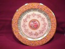 Le Mieux, USA, Fine China Lunch Plate