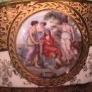 Le Mieux, USA, Fine Ornate China Covered Coffee Pot